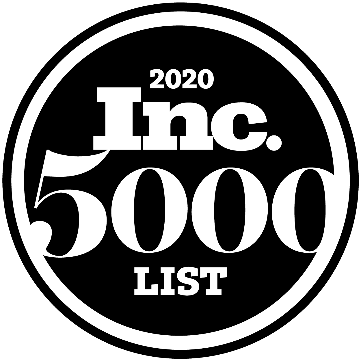 Inc. 5000 - 2018